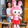 毛绒玩具小白兔子布偶洋娃娃公仔可爱床上睡觉抱女孩儿童生日礼物