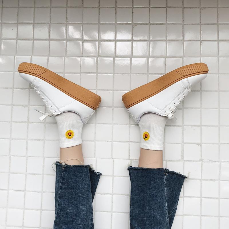 秋季韩版女鞋系带