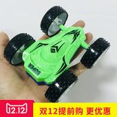 双面惯性车极速翻斗滑行回力耐摔车 会翻跟斗儿童小玩具车四驱车