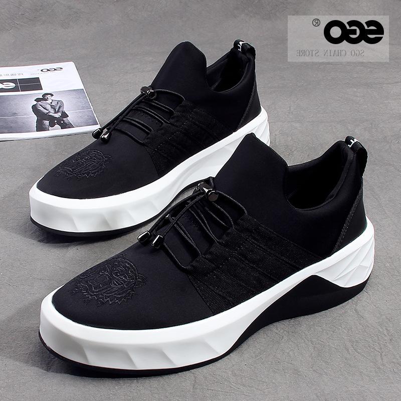 新款欧美增高鞋