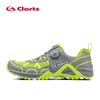 【官方】clorts洛弛红Boa慢跑鞋男 轻便透气快反越野跑步徒步鞋女