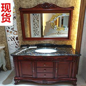 中美式橡木浴室柜新品特惠