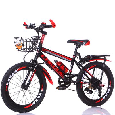 儿童自行车20-24寸6-8--11-13-15岁小学生男女孩大童变速山地单车
