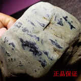 Natural old pit jade rough rough wool Nanqi ice seed jade also wood ximosi sand full of green rough