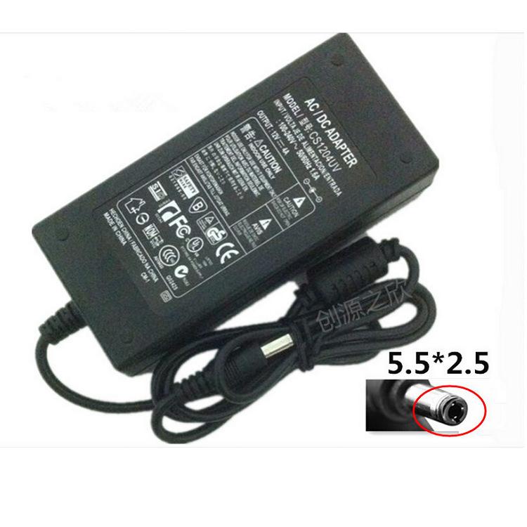 全新液晶显示器电源适配器 12V 4A液晶适配器 电源 LCD电源