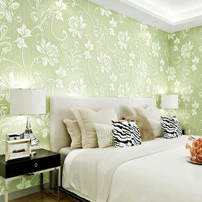 欧式大花3d立体墙贴温馨卧室客厅背景墙装饰贴纸宿舍墙纸自粘壁纸