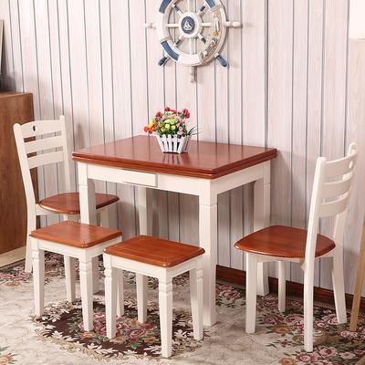 实木餐桌烤漆餐桌