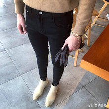 Korean East Gate New Pure Jeans in Autumn and Winter