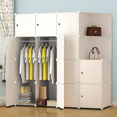 钢架多功能衣柜正品折扣