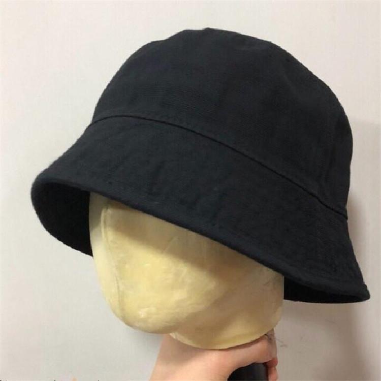 韩国东大门代购男女款时尚手工扎线旅行帽夏日盆帽情侣渔夫帽遮阳