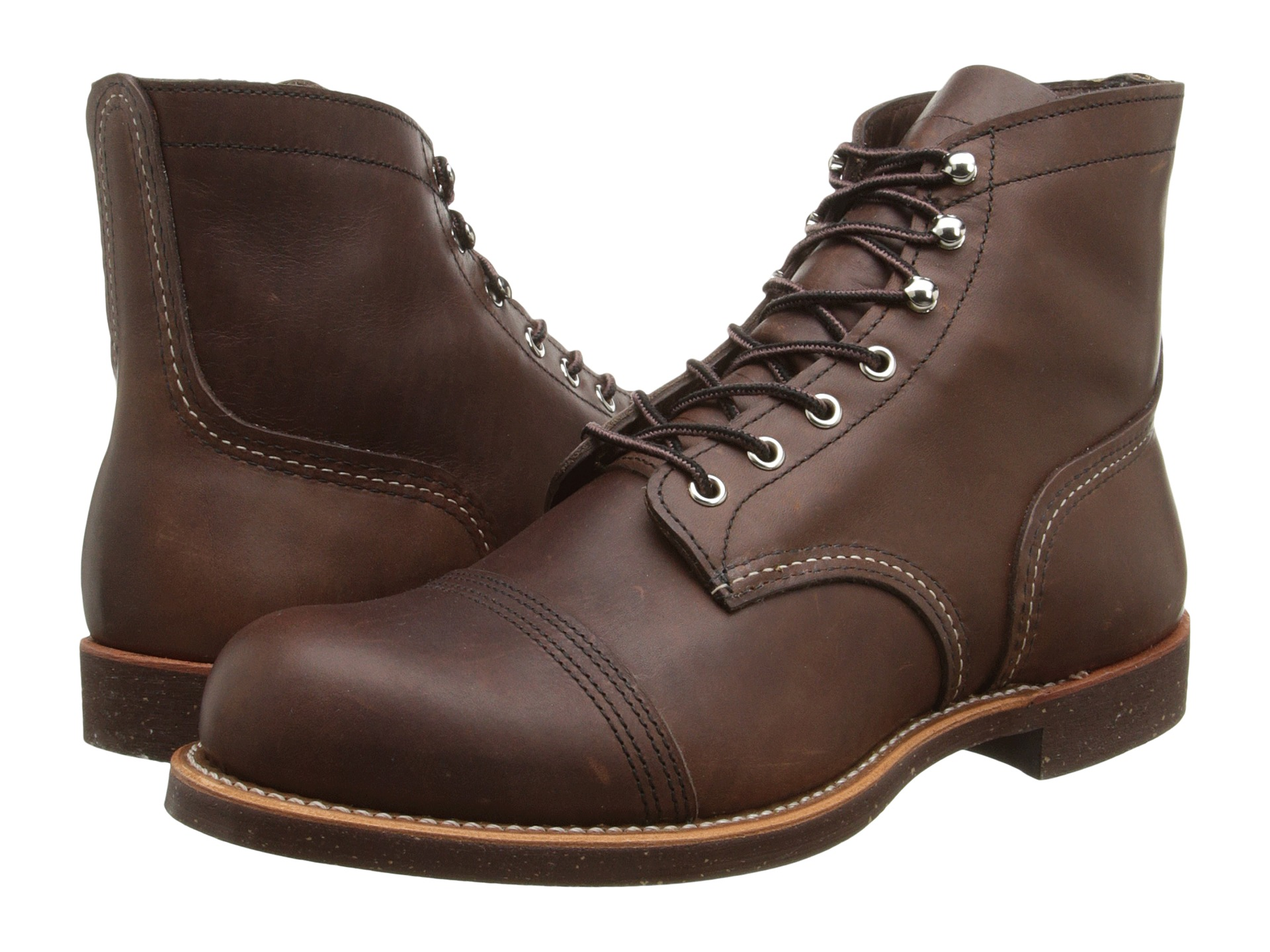 Made.Goods Red Wing Boots 8111红翼美产手工靴
