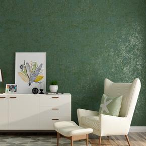 简约现代素色墙纸 美式客厅卧室温馨背景墙条纹纯色壁纸无纺布