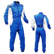 F1 racing suit professional super-type fireproof professional flame retardant one-piece racing suit RV kart one-piece racing