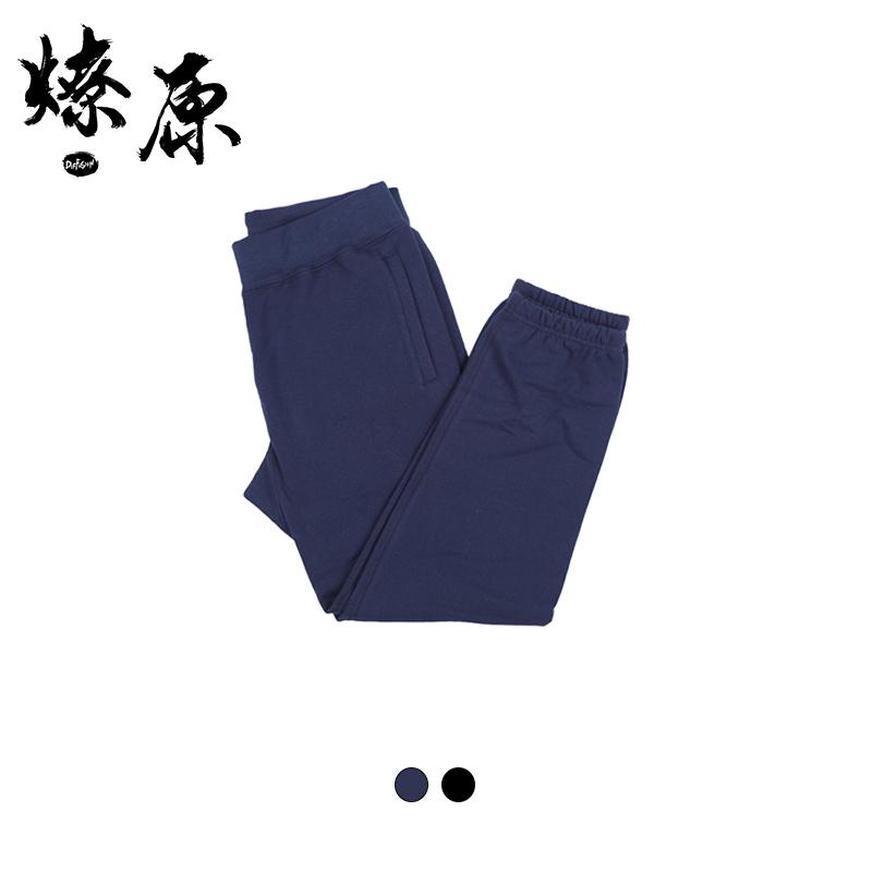 Supreme Corner Label Sweatpant 18SS 斜BoxLogo纯色休闲长卫裤
