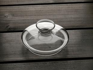 电热水壶玻璃壶盖自动上水烧水壶电茶壶通用透明水晶盖子正品配件
