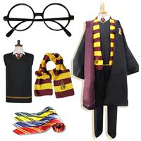 Harry Potter clothing cloak Hermione coat COS clothes around Gryffindor school uniform cosplay magic robe
