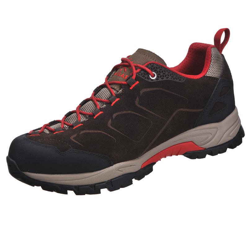 凯乐石户外男款低帮徒步鞋KS311796耐磨防泼水舒适运动登山鞋