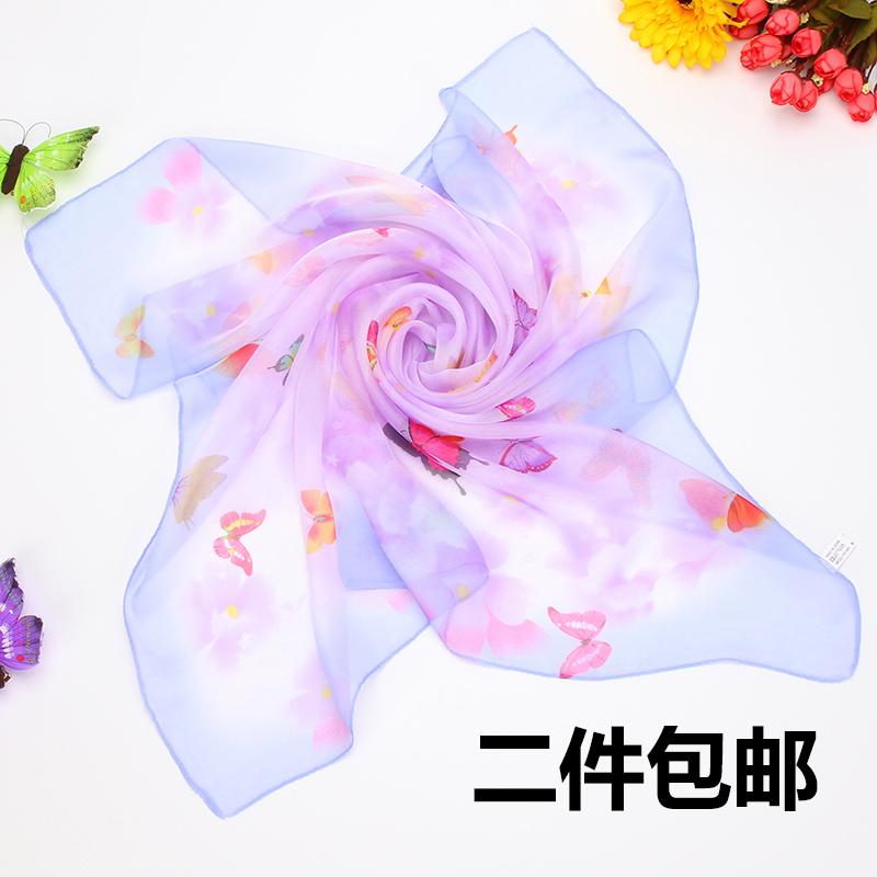 薄围巾韩国