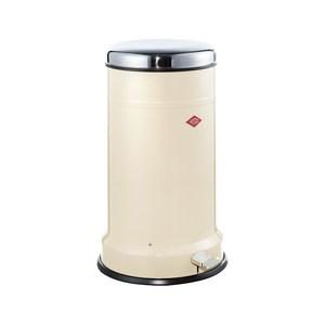 德国wesco威士克公爵桶欧式不锈钢垃圾桶脚踏 金属有盖22升 包邮