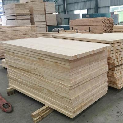 纯实木木板进口新西兰松木板长方形桌面板餐桌木板原木大板桌定制