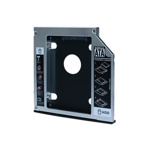 促銷 筆記本光驅位 機械 固態 硬盤支架 12.7mm SATA3 鋁合金托架