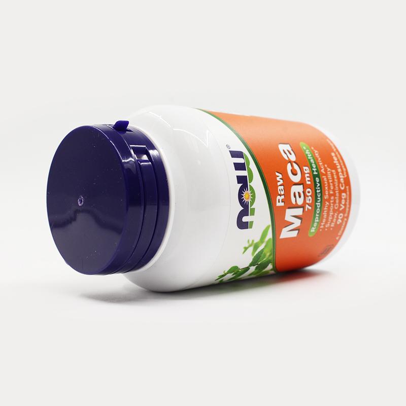美国进口now foods玛卡秘鲁正品90粒男性保健品成人用品maca