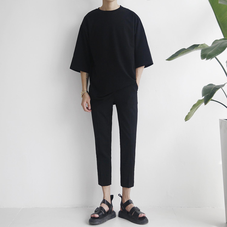 裤子女冬长裤韩版潮修身