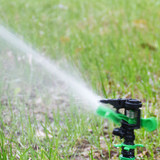 4 points 6 points 1 inch grass sprinkler 360 degree adjustable rocker rotating sprayer nozzle garden agricultural sprinkler nozzle