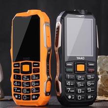 自动通话录音手机快递员专用大声备用超长待机yaao6800S老人手机