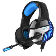 AULA/Wolf spider A1 computer headset headset headset game eat chicken esports with wheat microphone CF cable 7.1