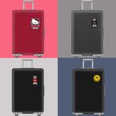 行李箱保护套拉杆箱旅行箱套子弹力加厚耐磨托运20/24/26/28/30寸
