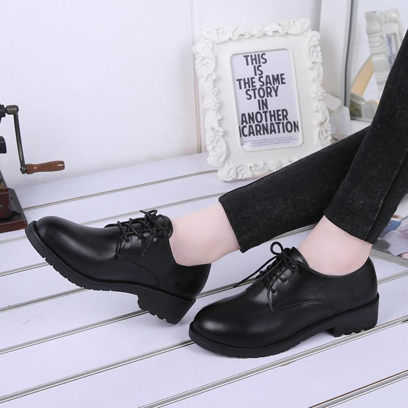 系带职业女鞋