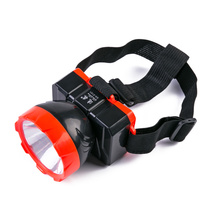 夜钓鱼头灯LED强光感应头灯充电超亮多功能头戴式HL06神火