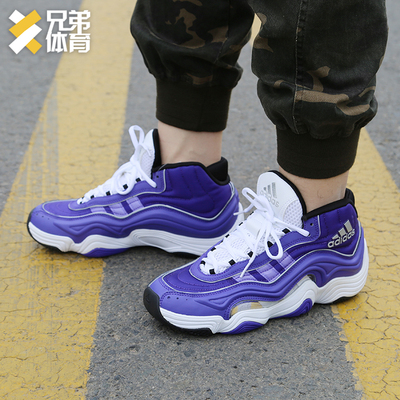 兄弟体育 Adidas Crazy 2 KB8 II Power Purple 科比天足 D73911