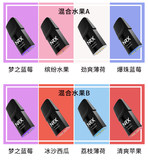 NRX second generation electronic cigarette smoke new taste blueberry mint mixed nrx second generation smoke bomb atomization bomb nrx2.0
