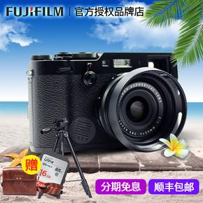 领券再下单】Fujifilm/富士 X100f旁轴数码相机文艺复古微单x100F