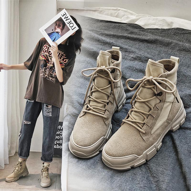 韩版短靴女靴