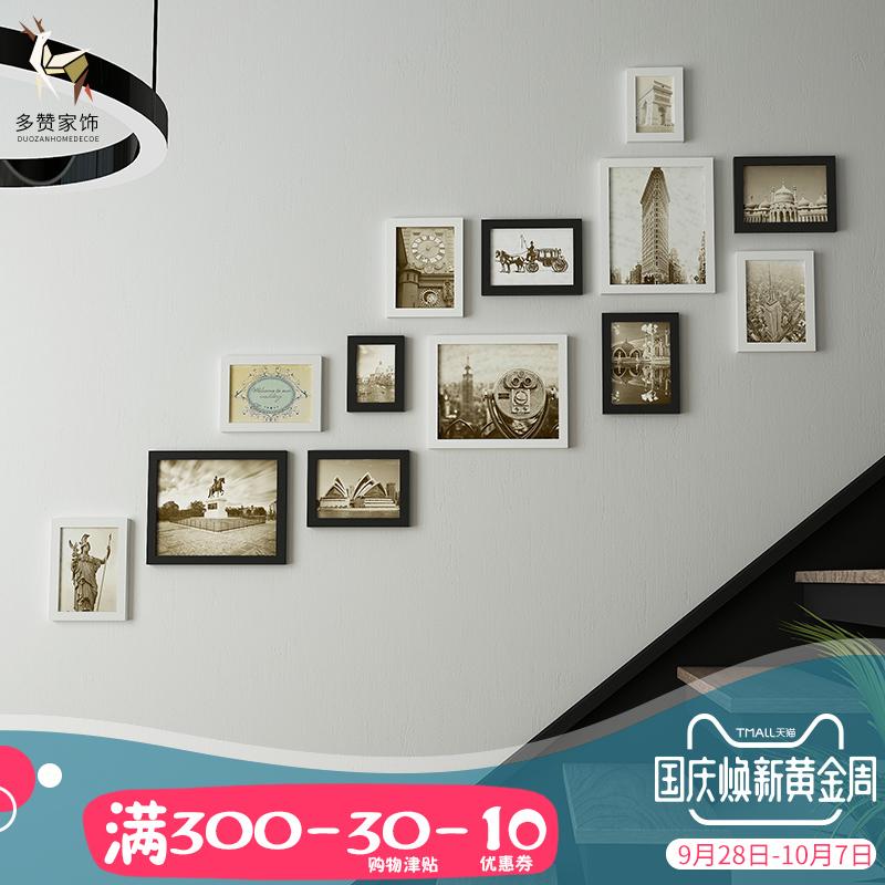 照片墙走廊