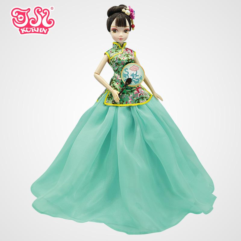 可儿娃娃时尚女孩