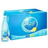 新货 海之言海盐+柠檬水饮料500ml*15瓶 整箱 夏季消暑饮品