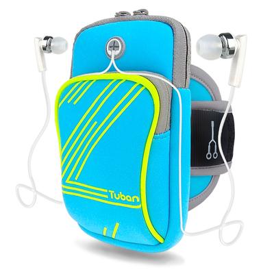 跑步手机包运动手臂包臂袋苹果7/8/X通用装备臂带男女手腕臂套