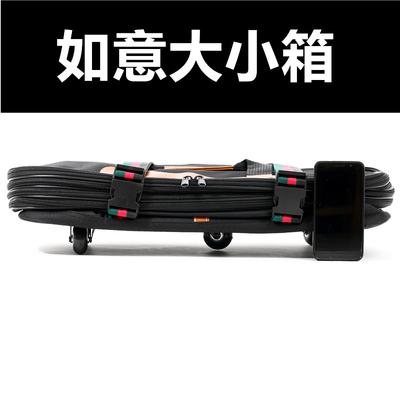 超大超轻航空托运包万向轮32/36寸出国无拉杆箱子拓展行李箱男女