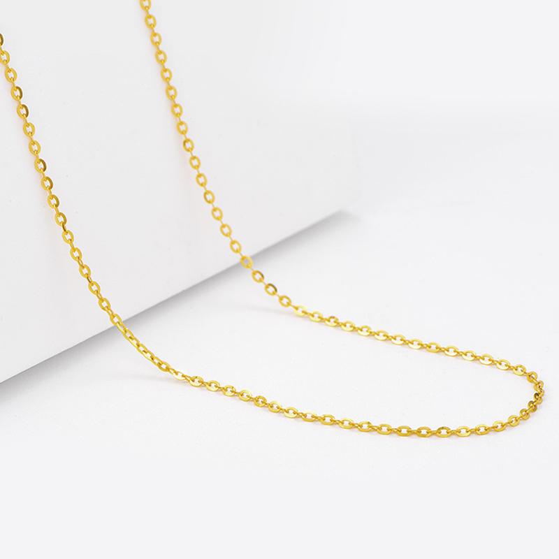 项链黄金不褪色
