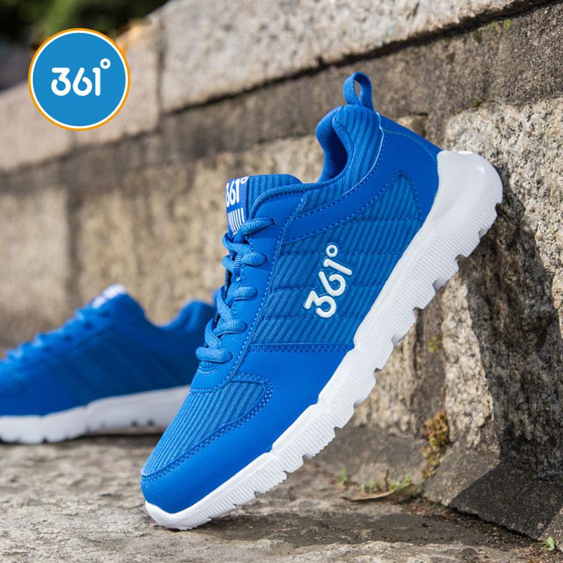 361度童鞋 男童跑步鞋夏季新款儿童运动鞋正品361中大童网面跑鞋R