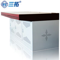 Three extension monitoring operation platform console workbench multimedia platform including tax and transportation triple TS-5003