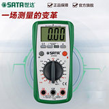 Shida digital display backlight multimeter digital household electric meter nga adunay lamesa nga pen DY03005