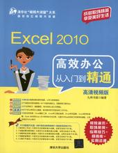 Excel 2010高效辦公從入門到精通(高清視頻版) 暢銷書籍 計算機