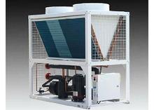 定制定做各厂家风冷热泵模块机组中央空调换热器交换器图片