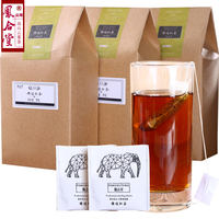 Feng He Tang Featured Black Tea Yunnan Red Red Tea Tea Bag Tea Tea Shop Special Black Tea Bag 50 Pack