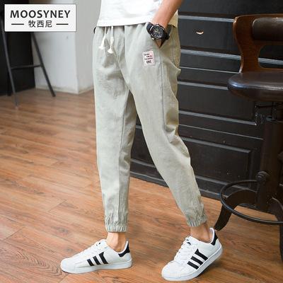 男休闲裤工装裤
